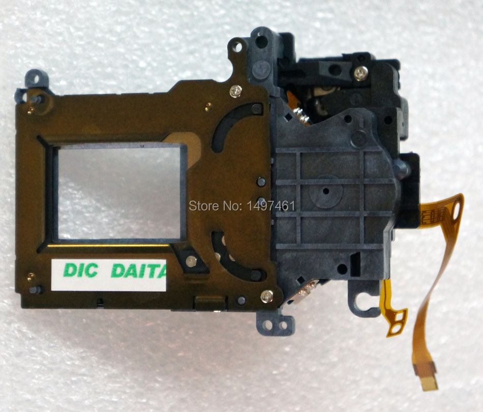 цена Shutter group with Blade Curtain repair parts For Canon EOS 60D DS126281 SLR