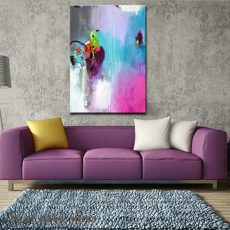 Hot Selling Contemporary Abstract Art Paintings Home Goods Wall Canvas Painting Acrylic Oil For Decorations Hand Painted In Calligraphy From