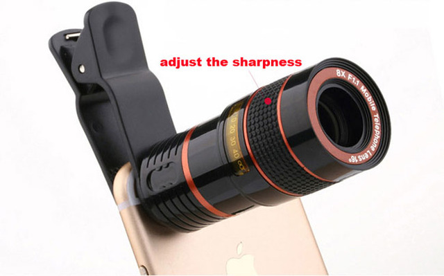 Hd zoom telescope lens youtube