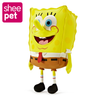 Sheepet Spongebob 60cm Plush Toy Soft Anime Cosplay Doll For Kids Toys Cartoon Figure Cushion Home