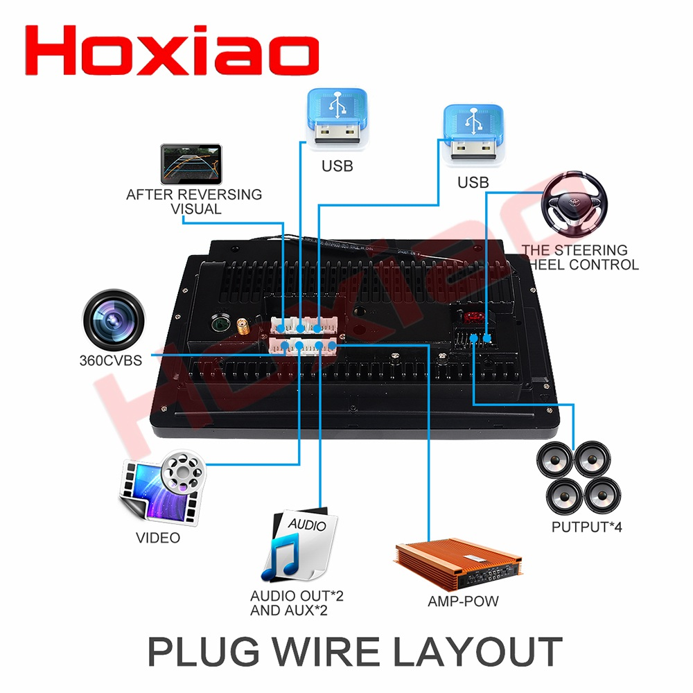 2 Din Android Quad Core Car Dvd Player For Skoda Volkswagen Octavia Steering Wheel Wiring Diagram Audio Gps Radio Multimedia In From