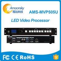 1080p video switcher usb video input processor for outdoor strip display mvp505u