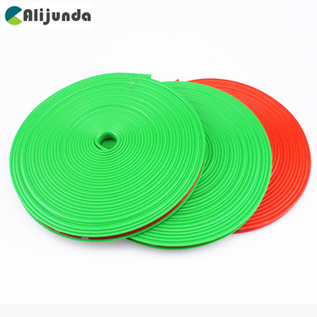 8 meters car wheel trim strip for Volkswagen vw POLO Tiguan Passat Golf EOS Scirocco Jetta Bora Lavida Touareg Touran Beetle CC image