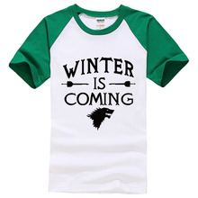 Game of Thrones – T-Shirt – Winter Is Coming Man