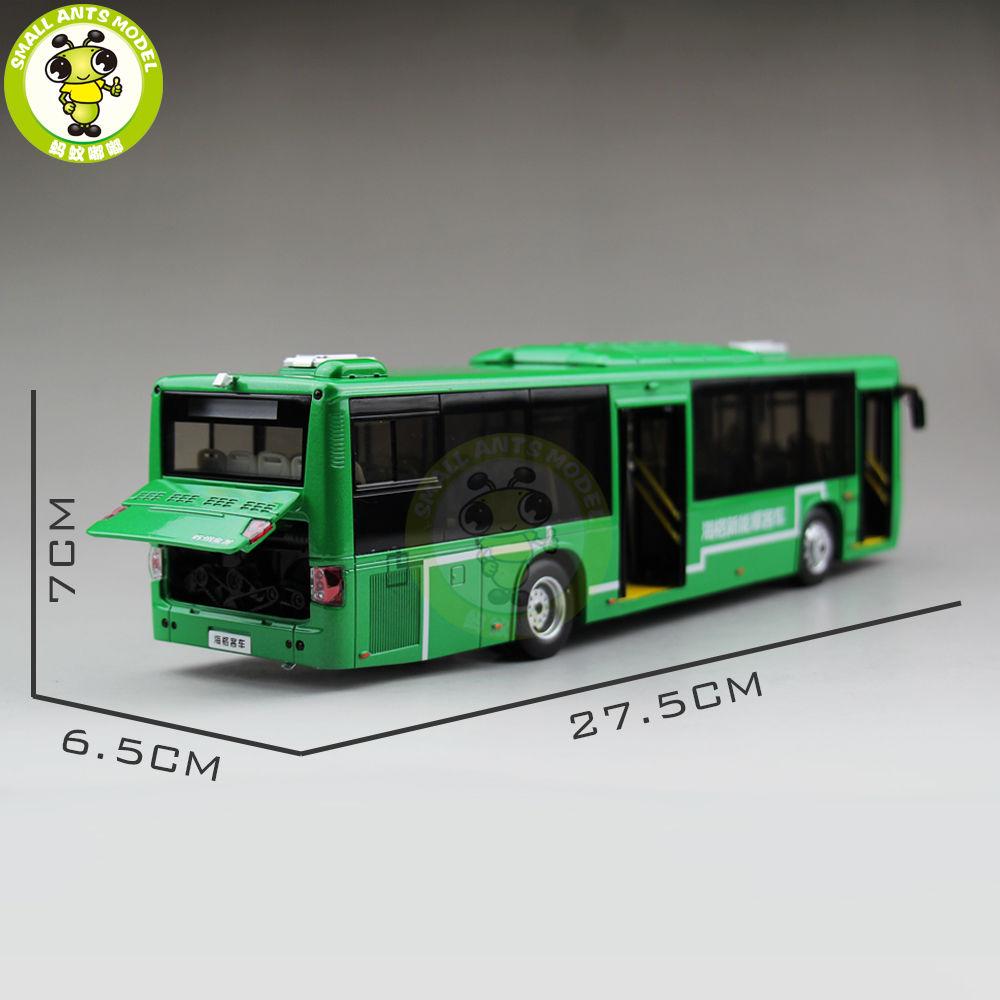 1/42 China dragón de oro más alto KLQ6129 autobús de la ciudad de entrenador autobús modelo juguetes para niños de regalo collcetion-in Troquelado y vehículos de juguete from Juguetes y pasatiempos    2