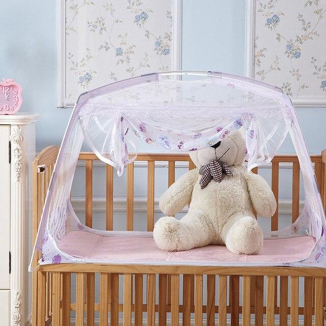 Wit Meisjes Bed.Klamboe Voor Meisjes Bed Klamboe Voor Wieg Wit Baby Klamboe Tent Bed