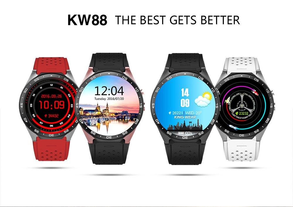Kaimorui KW88 Smart Watch Android/ IOS Kaimorui KW88 Smart Watch Android/ IOS HTB1fP8vSFXXXXXtaXXXq6xXFXXXC