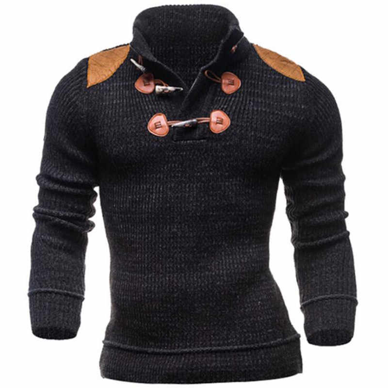 2019 herbst/Winter mann mode pullover ropa hombre sueter masculino pull homme blusas culinas jersey kleidung pullover jumper