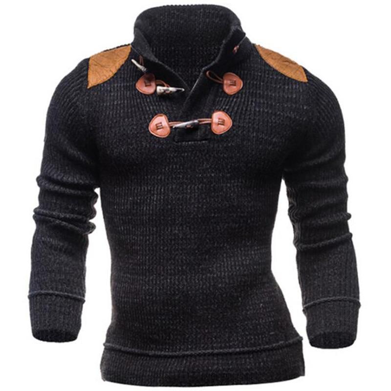 2019 Herbst/winter Mann Mode Pullover Ropa Hombre Sueter Masculino Pull Homme Blusas Culinas Jersey Kleidung Pullover Jumper In Vielen Stilen Halsketten & Anhänger