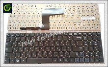 Оригинальный русская клавиатура для SAMSUNG RV509 RV511 NP-RV511 RV513 RV515 RV518 RV520 NP-RV520 RC530 RU черный Клавиатура ноутбука