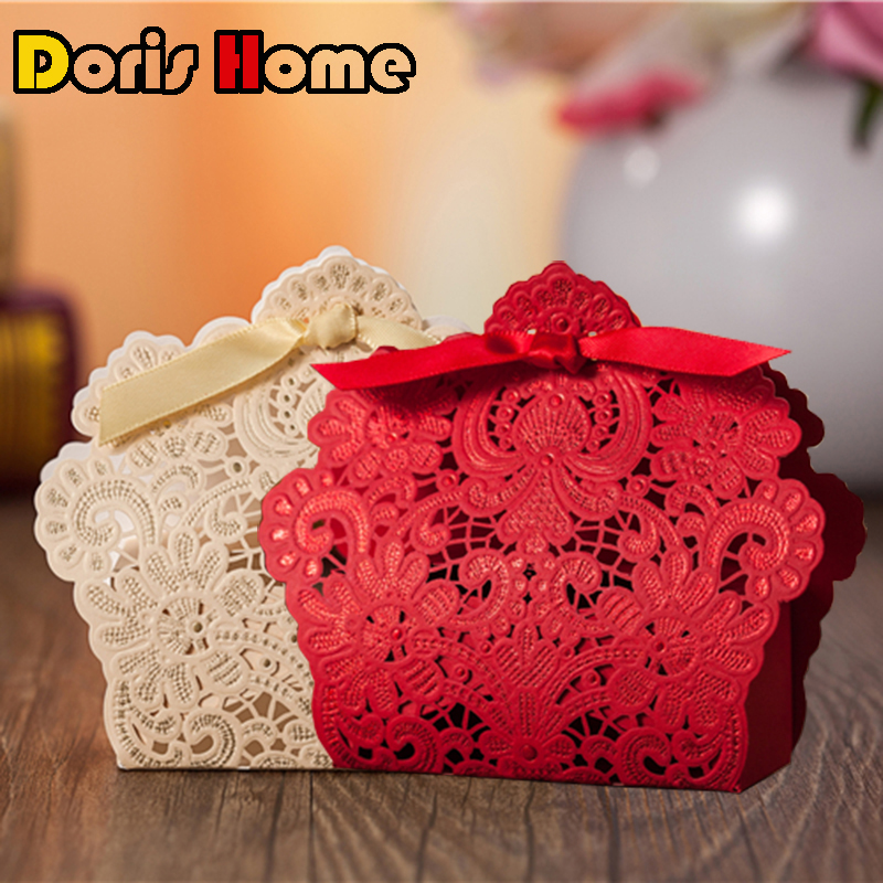 Wedding Favor Bags India : ... Wedding Favor Boxes Candy Box Casamento Wedding Favors And Gifts(China