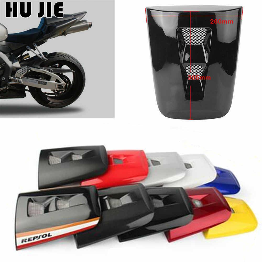 Untuk Honda CBR1000RR CBR 1000RR 2004 2005 2006 2007 Belakang Kursi Cover Penutup Solo Motor Kursi Kerudung Belakang Hadiah Set