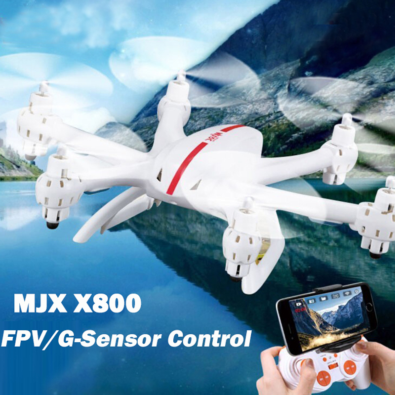 Quadcopter Drones With Camera HD Dron MJX X800 2.4G RC Helicopter 6-axis Can Add C4002&C4005 FPV Quadrocoptepr