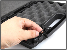 Hard Pistol Case with Padded Foam Lining