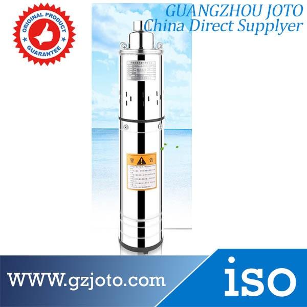 550W 1600L/H High Efficiency Submersible Water Pump AC Power 220V Borehole Pump