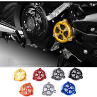 Motorcycle Accessories CNA Aluminum Engine Stator Protective Cover Set Decoration For Yamaha TMAX530 TMAX 530 T MAX530 2012 2015