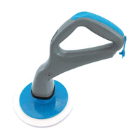 Hot Hurricane Muscle Scrubber Electrical Cleaning Brush for Bathroom Bathtub Shower Tile LFD