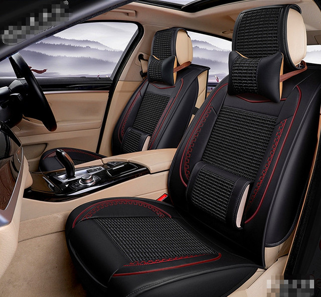 Captivating Four Seasons Car Seat Covers For Mercedes Benz C200 C250 C300 C350 W205