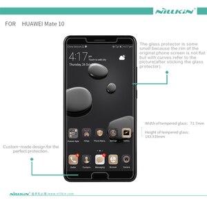 Image 5 - עבור Huawei Mate 10/Mate 10 פרו מזג זכוכית Nillkin מדהים H + פרו נגד פיצוץ מסך מגן עבור Huawei Mate 10 יוקרה