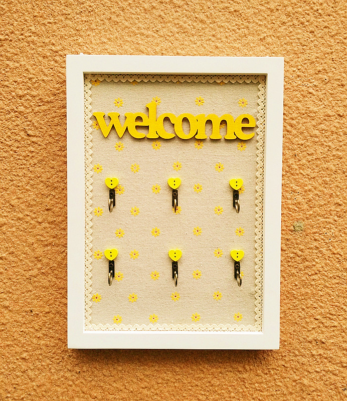 Attractive Wall Decor For Hanging Keys Image Collection - Wall Art ...