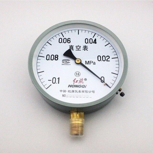 Vacuum Gauge Air Pressure Universal M2015 150mm Dia 01 0Mpa