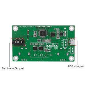 Image 4 - 1 шт. 87 108 МГц DSP и PLL LCD стерео цифровой fm радиоприемник модуль + последовательное управление