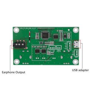 Image 4 - 1 PC 87 108MHz DSP i PLL LCD cyfrowy odbiornik radiowy FM moduł + sterowanie szeregowe