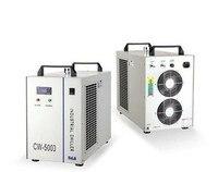 1 pc 산업용 레이저 물 냉각기 CW-5000AG 산업용 레이저 물 냉각기 기계 220 v