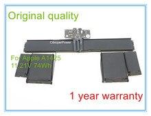 """Original NUEVO A1437 Batería para Retina 13 """"A1425 MD212 MD213 2012 año"""
