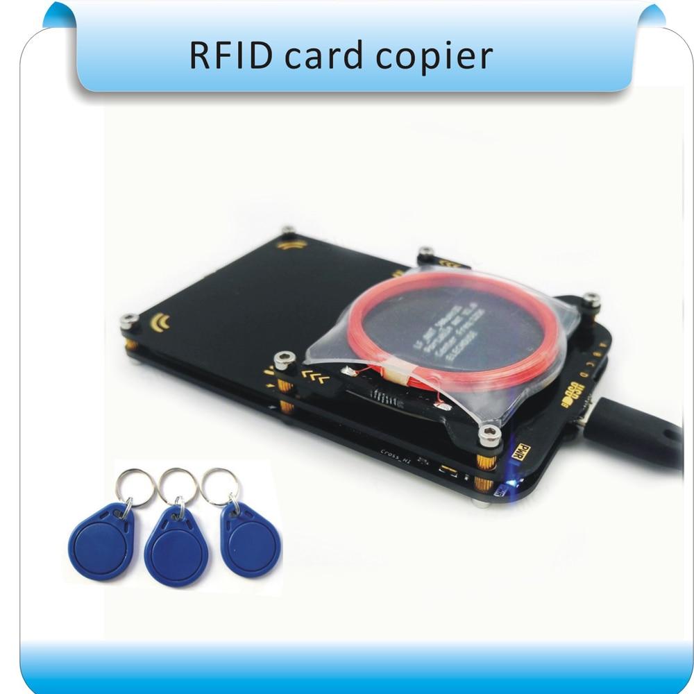 BRICOLAGE 125 khz et 13.56 mhz nouvelle Proxmark3 V3 DEV kits RFID NFC duplication code 0 secteur (logiciel gratuit)