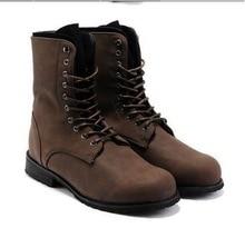 Military Retro Combat boots for Men