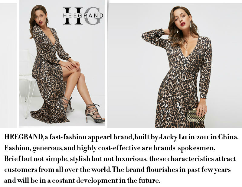 HEE GRAND Women Summer Dresses 2018 European Style Casual Jeans ... 564e2c03eccd