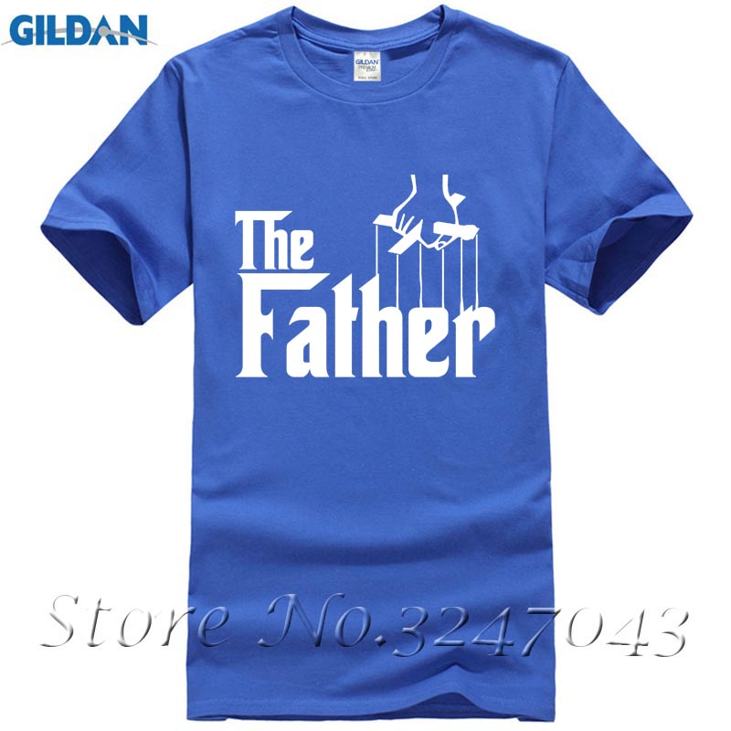 The Father Fathers Day Gift Birthday Christmas Present Movie Mens T-Shirt Short Sleeve Summer Style