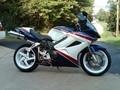 Kit de carenado de la motocicleta para honda vfr800 02 06 07 08 vfr 800 2002 2006 2007 2008 ABS blanco azul set de Carenados 7 regalos VA01