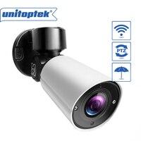 New MINI 1080P 2MP 5MP PTZ IP Camera Onvif POE Bullet Outdoor Camera CCTV Security Surveillance 4X Optical Zoom IR 50m P2P HiSee