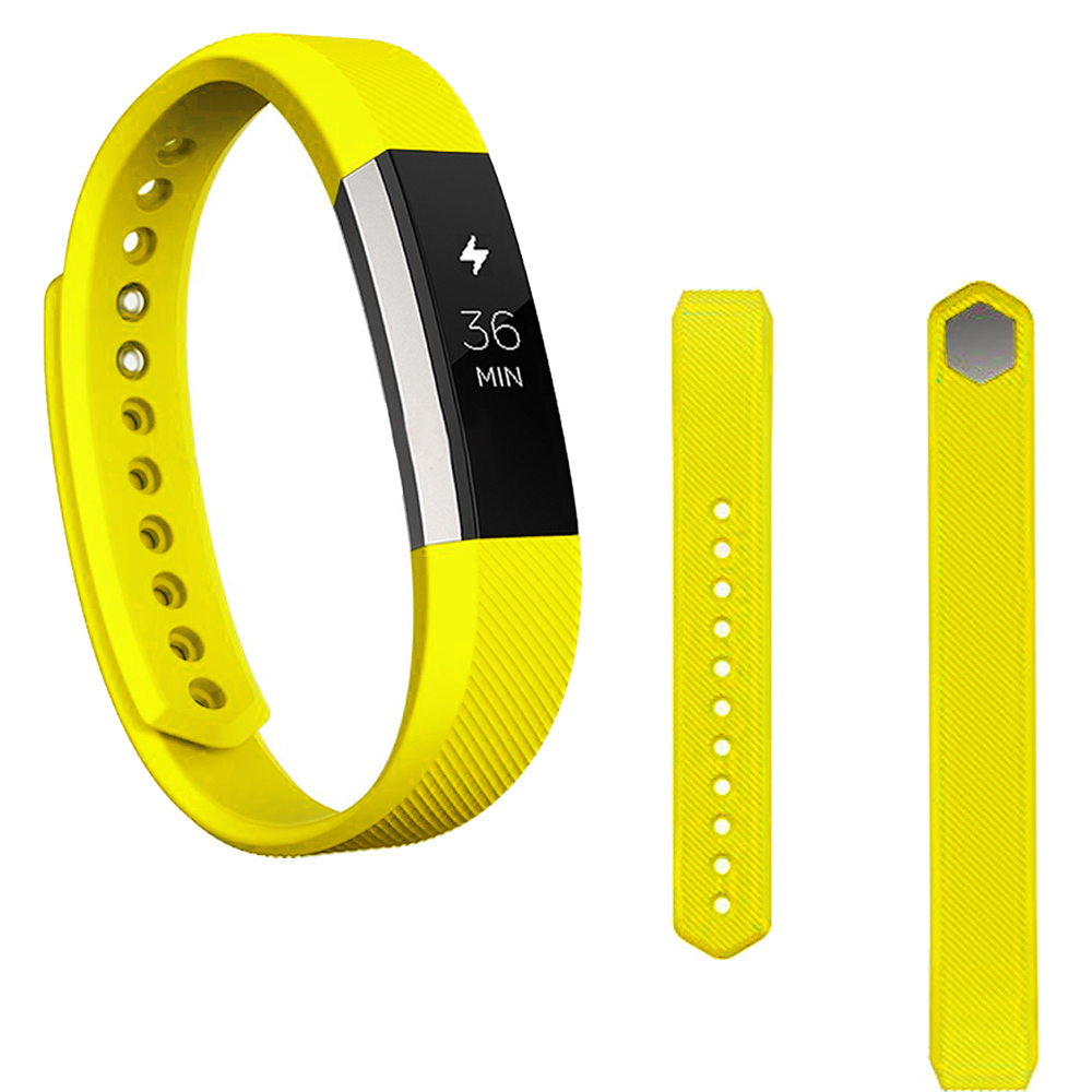 High Quality New Replacement Silicone Wristband for Fitbit Alta Alta HR Bands Bracelet with Secure Adjustable Strap Accessories in Smart Accessories from Consumer Electronics