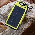 Solar Power Bank Wasserdicht 10000mah Solar Ladegerät 2 Usb Ports Externe Ladegerät Power Für Xiaomi Smartphone-in Powerbank aus Handys & Telekommunikation bei