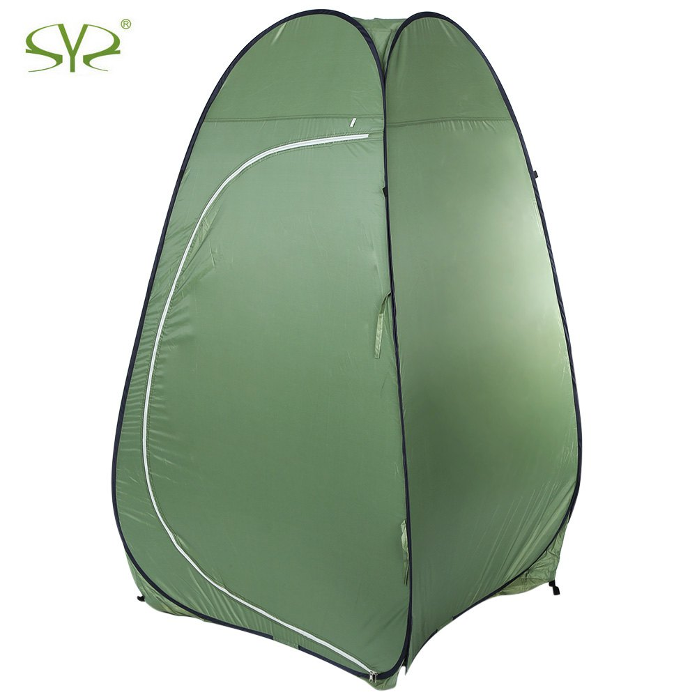 shengyuan allaperto dressing modifica tenda wc auto aperta portatile campeggio spiaggia tenda bagno doccia privacy photo legger