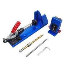 Oblique Drill Locator Positioner Jig Guide Joinery Woodworking Tool Kit Drilling Bit Wood Xk-2 Slant-Hole Bits