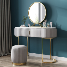 Спальная мебель комод с зеркалом нового дизайна