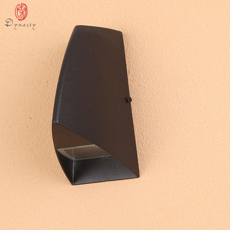 Dynasty Moderne Wandlampen Decoratie Outdoor Aluminium LED Wandlamp - Buitenverlichting