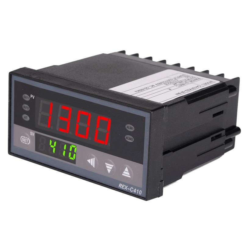 Controlador de temperatura PID digital REX-C410 48 * 96 mm - Instrumentos de medición - foto 2