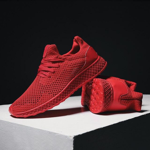 5fe387c9c8 2018 Novos Sapatos Meia Calçado Dos Homens Sapatos Casuais Moda Masculina  Sapatos Sneakers Homens do Amante