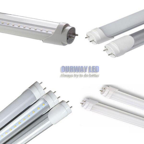 Совместимость T8 светодиодные трубки 2 4 идеально подходит для использования в традиционной люминесцентной приспособление света, не нужно ...
