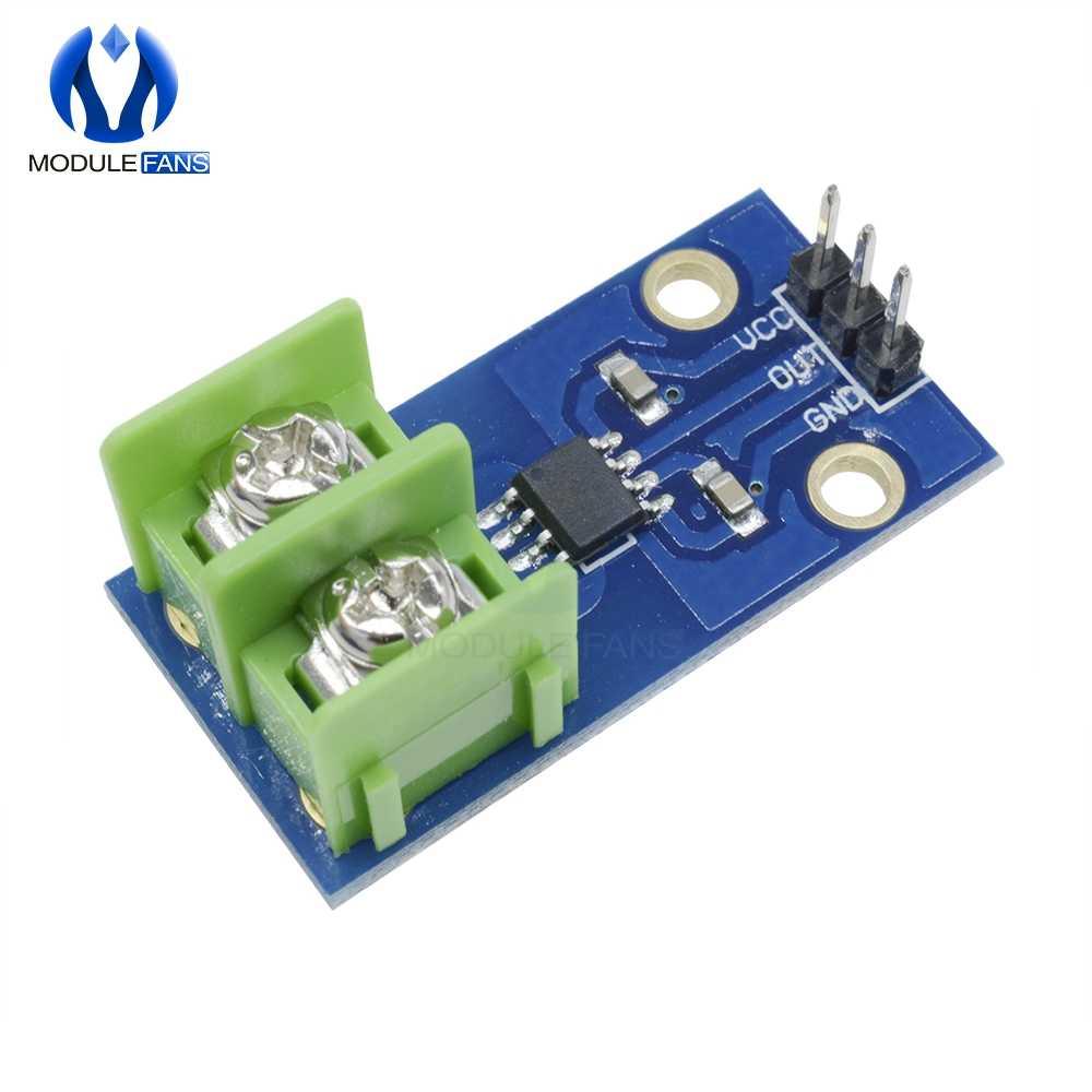 Diy Electronic 30A Range Current Sensor Module ACS712 Module DC 5V ACS712T  ACS712ELC