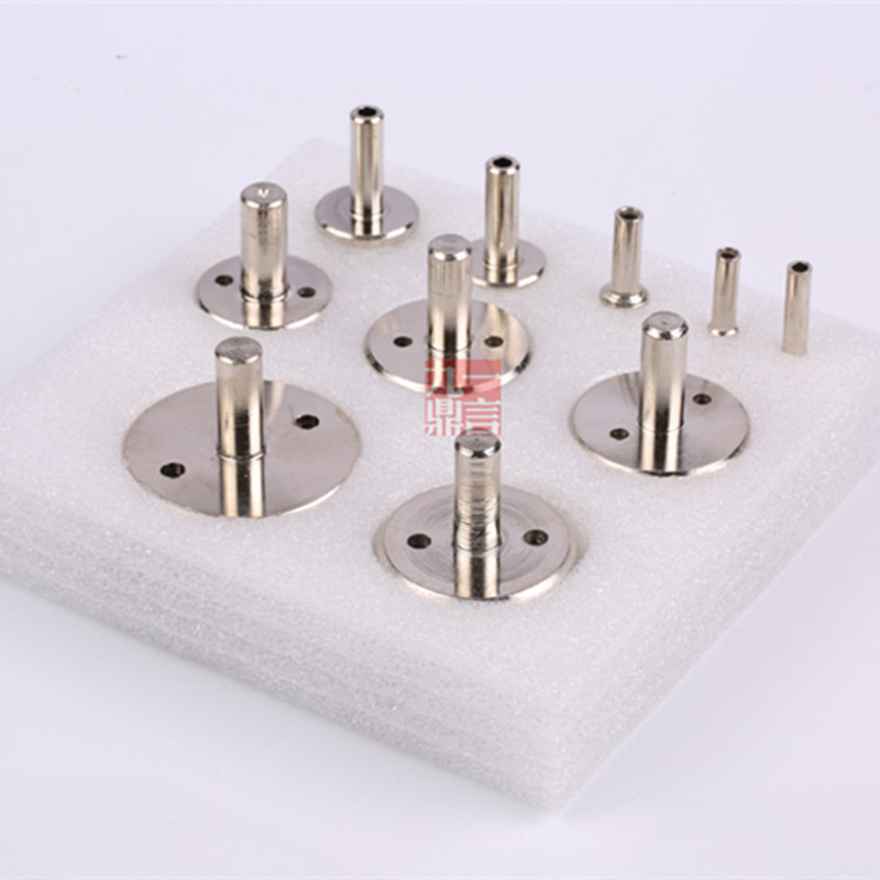 10pcs Diamond hole saw kit drilling bits for Porcelain Glass Tile Ceramic Marble 7-50mm free shipping 6mm 50mm diamond hole saw marble drill bit tile ceramic glass porcelain 15pcs set a03 15