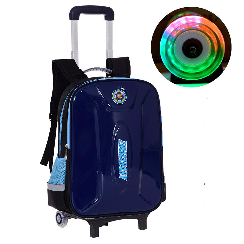 Children Trolley Backpack School Bags boys Grils Wheeled Bag Student Detachable kids school Rolling Backpacks travel bag Mochila children trolley backpack school bags boys grils wheeled bag student detachable kids school rolling backpacks travel bag mochila
