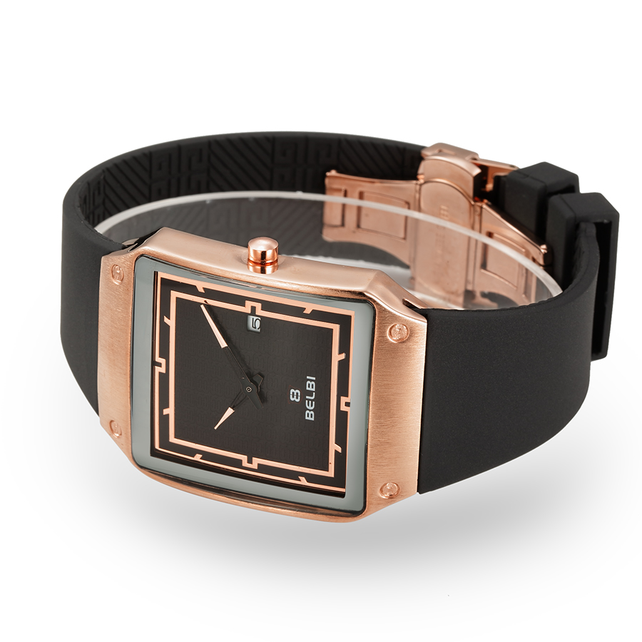 """""""Belbi"""" sportinių vyrų laikrodžių laikrodžių laikrodžio - Vyriški laikrodžiai - Nuotrauka 6"""
