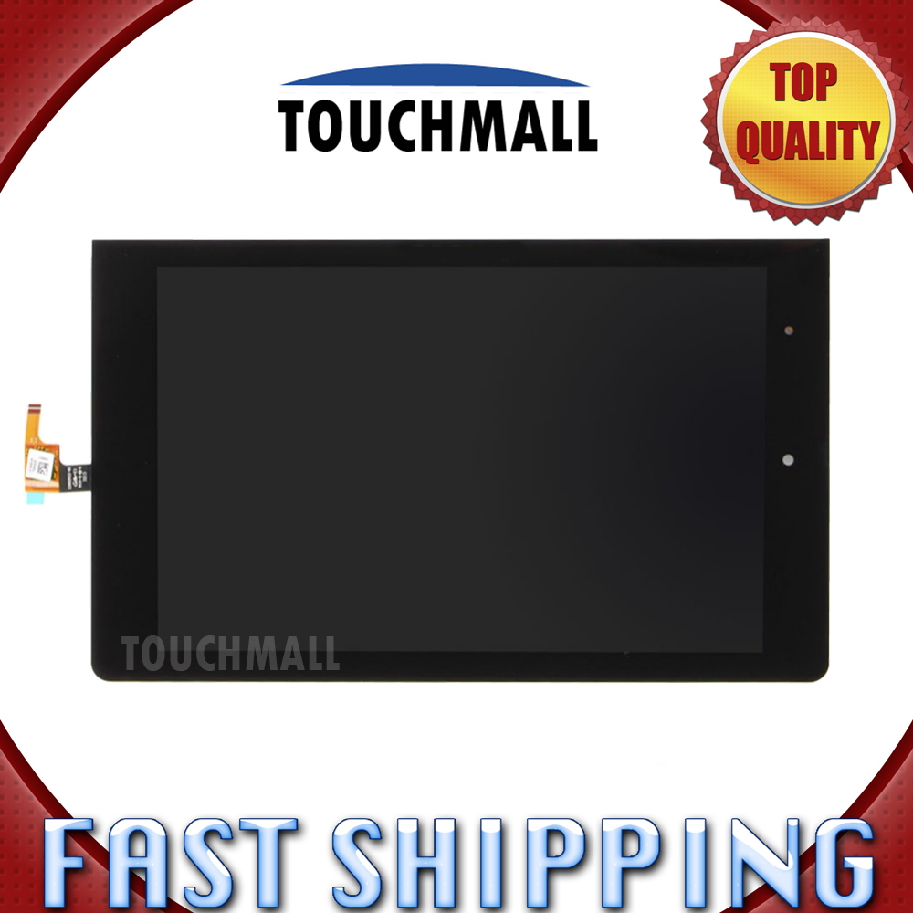 Подробнее о For Lenovo Yoga Tablet 8 B6000 Replacement LCD Display Touch Screen Digitizer Glass Assembly 8-inch Black for Tablet 8 inch for lenovo yoga tablet 2 830 830f lcd display panel touch screen digitizer tablet pc repairment free shipping