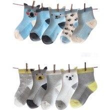 Cartoon Baby Summer Breathable Cotton Socks